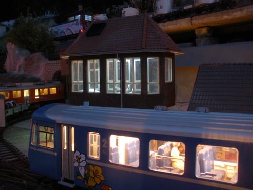 beleuchtung h user gartenbahn toffeholz. Black Bedroom Furniture Sets. Home Design Ideas
